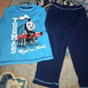 Thomas & Friends 2 pc Outfit